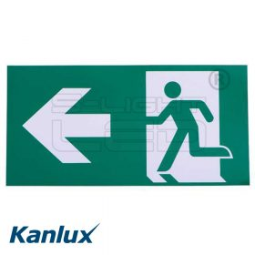 Kanlux EXIT PICTO-DOOR2-N ábra 300x150mm