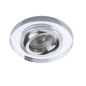 Kanlux MORTA CT-DTO50-SR üveg spot lámpa 26716