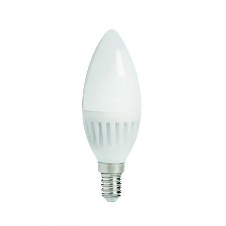 LED E14 Kanlux DUN HI 8W E14-NW gyertya