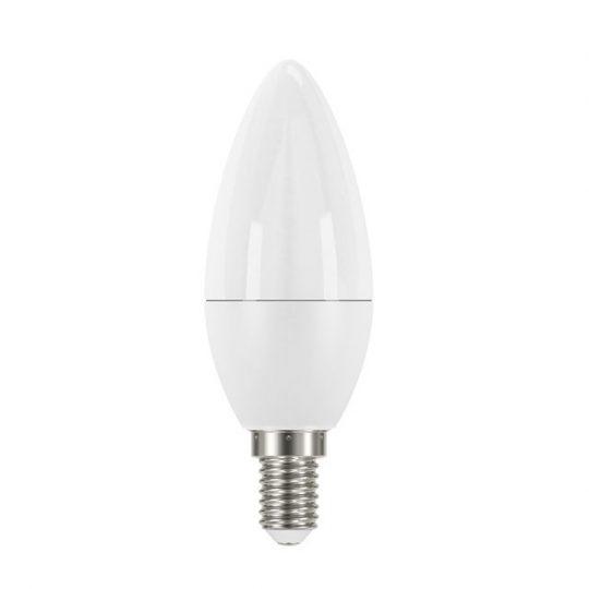 LED E14 5.5W Kanlux IQ-LED C37E14 5,5W-WW gyertya 27294