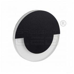 Kanlux lépcsővilágító LED lámpatest SOLA LED meleg fehér 27559