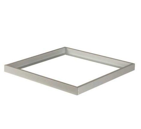 Kanlux 27610 ADTR 6060SR LED panel kiemelő keret 60x60 cm ezüst
