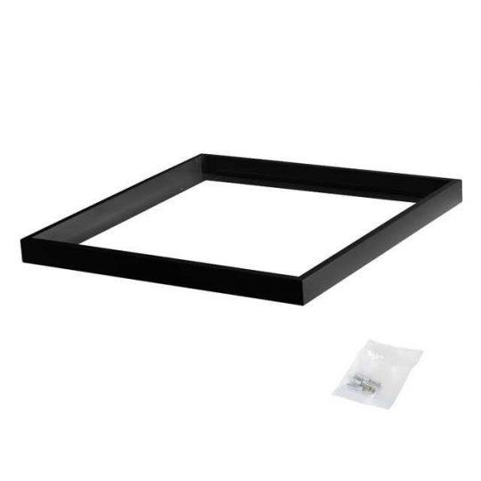 Kanlux 27615 ADTR 6060SR LED panel kiemelő keret 60x60 cm fekete