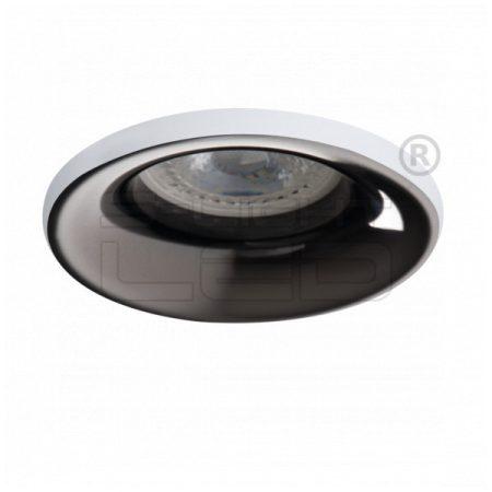 Kanlux ELNIS S W/A dekorációs álmennyezeti spot lámpa, fehér / antracit 27801