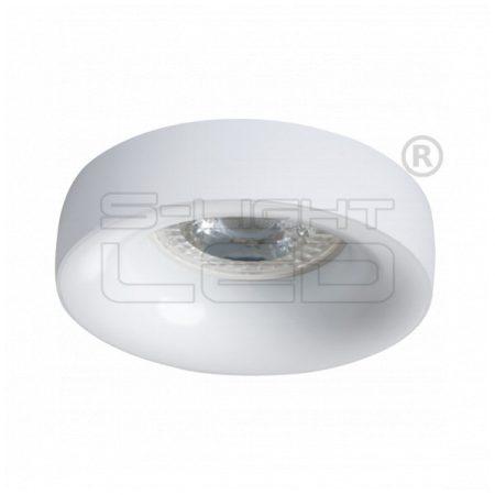 Kanlux ELNIS L W dekorációs álmennyezeti spot lámpa, fehér 27804