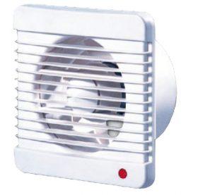 SIKU 100MTHL ventilátor 100mm időzítő + páraérzékelő