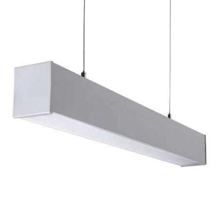 Kanlux ALIN 23W-840-MAT-SR beépített LED függeszték