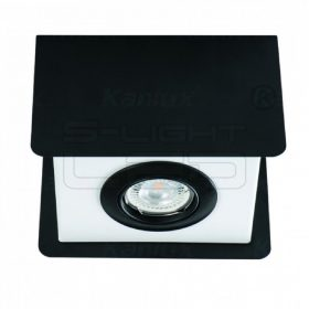 Kanlux TORIM DLP-50 B-W lámpa GU10 max 35W