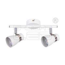 Kanlux ENALI EL-2I W lámpa GU10 max. 2x35W