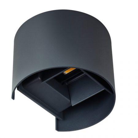 Kanlux REKA LED EL 7W-O-GR kültéri lámpa 28991