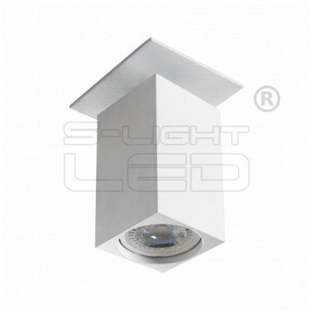 Kanlux CHIRO GU10 DTL-W álmennyezeti lámpatest, fehér 29312