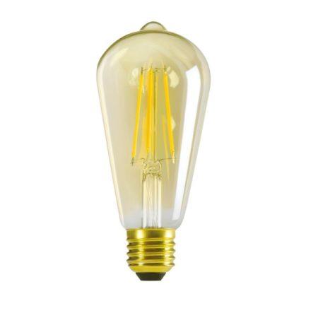 LED E27  7W KANLUX XLED ST64 filament 2200K 29637