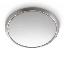 Philips 300501716 Circle mennyezeti lámpa (nikkel) 2x75W 230V