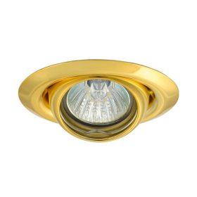 Kanlux ULKE CT-2118-G süllyesztett spotlámpa MR11 arany 314