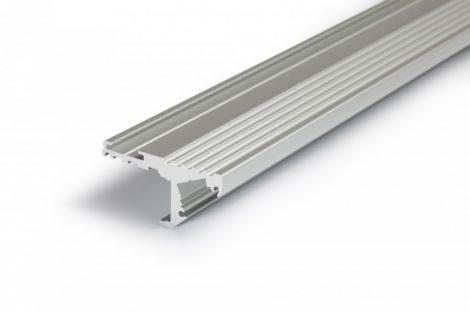 LED PROFIL STEP ELOXÁLT