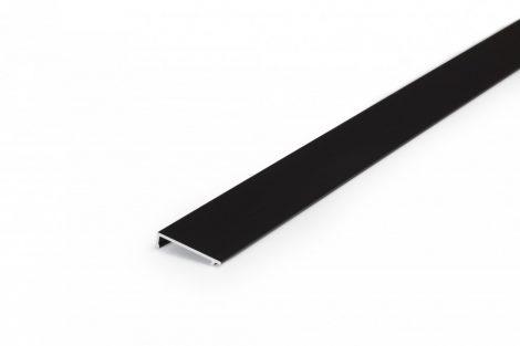 LED profil STEP takaró fekete