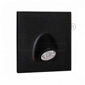 Kanlux lépcsővilágító LED lámpatest MEFIS LED B-WW, meleg fehér 32496
