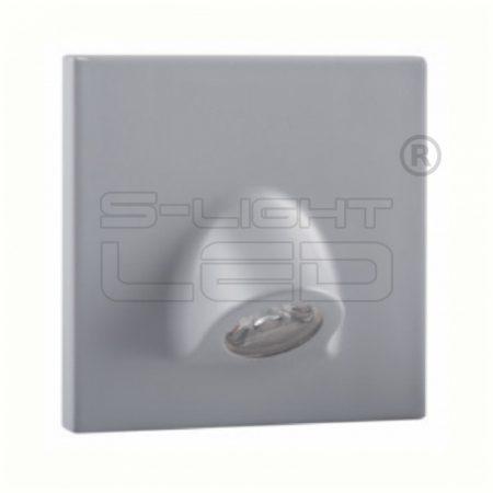 Kanlux lépcsővilágító LED lámpatest MEFIS LED GR-WW, meleg fehér 32498