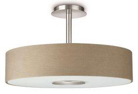 Philips-inStyle 374811716 Flora mennyezeti lámpa (nikkel) 3x42W 230V