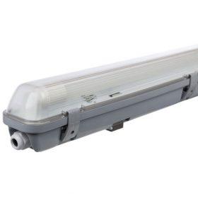 MÜLLER Licht 20800196 Aqua-Promo 1x18w LED fénycsővel 1275x72x86 ip65