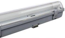 MÜLLER Licht 20800197 Aqua-Promo 1x22w  LED fénycsővel 1565x72x86mm IP65