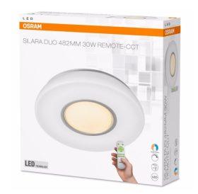 Osram Silara Duo 30W 2900lm 3000-6500K mennyezeti LED lámpa távirányítóval