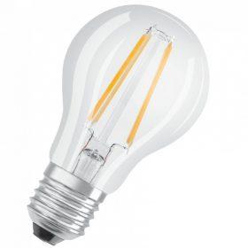 LED E27  7W Osram LEDstar CLA60 filament 827 7W-60W 806lm 2700K