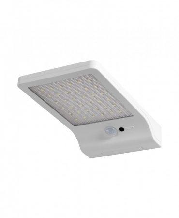 Ledvance Door LED Solar White napelemes LED lámpa fény és mozgásérzékelővel FEHÉR