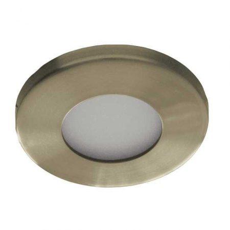 Kanlux MARIN CT-S80-AB patinált réz IP44 fürdőszobákban használható spot lámpa