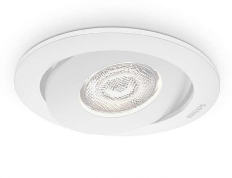Philips 591803116 Asterope süllyesztett spot lámpa (fehér) 1x4.5W