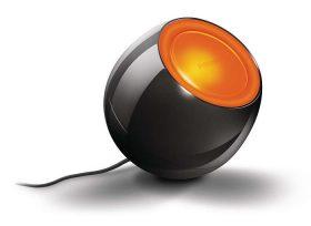 Philips LivingColors - Mini asztali lámpa (fekete)