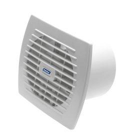 Kanlux EOL 120HT ventilátor 20W, 150 m3/h, 52 dB páraérzékelővel, időkapcsolóval