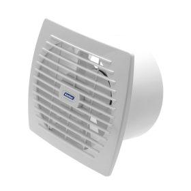 Kanlux EOL 150H ventilátor 22W, 200 m3/h, 47 dB páraérzékelővel, időkapcsolóval