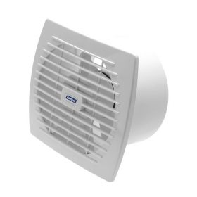 Kanlux EOL 150T ventilátor 22W, 200 m3/h, 47 dB időkapcsolóval
