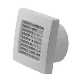 Kanlux AOL 120HT ventilátor 20W, 150 m3/h, 42 dB páraérzékelővel, időkapcsolóval
