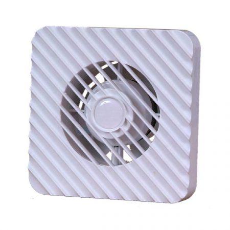 Kanlux ZEFIR 100B ventilátor 19W, 100 m3/h, 39 dB