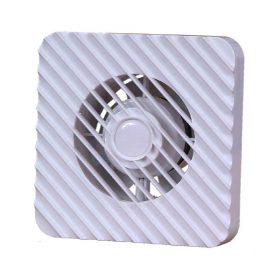 Kanlux ZEFIR 100T ventilátor 19W, 100 m3/h, 39 dB időkapcsolóval