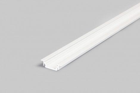 LED profil GROOVE10 fehér