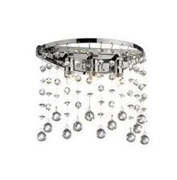IDEAL LUX Moonlight AP3 crystal