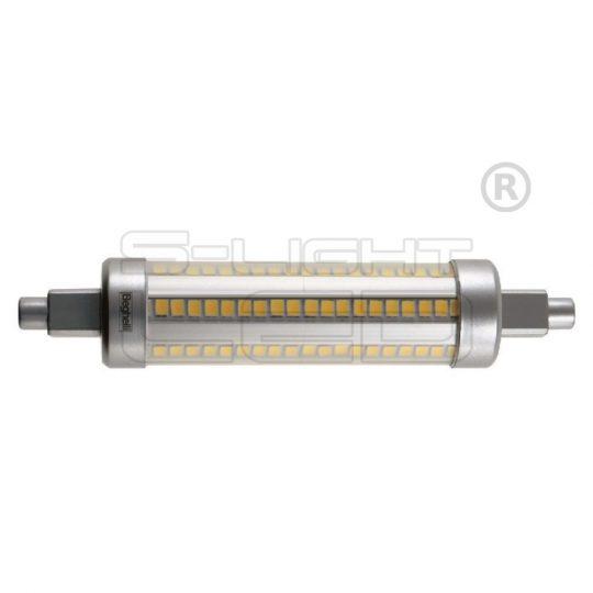 LED R7S 10W BEGHELLI SAVINGLED 118mm 1000lm 2700K
