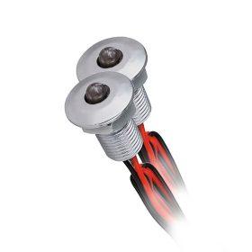 Kanlux OYO 2LED-CW 2db 12V-os vízálló (IP68) LED krómozott foglalattal