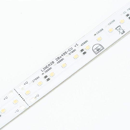 LED modul LG20 24V 2000lumen 830