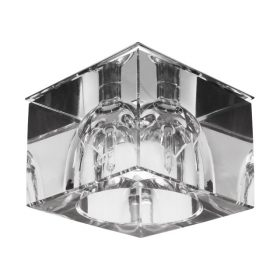 KANLUX TAZA CTX-DS20 lámpa G4 króm/átlátszó