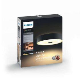 Philips Hue White Ambiance - FAIR mennyezeti lámpa (fekete)
