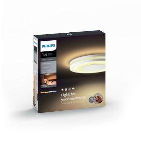 Philips Hue White Ambiance - BEING mennyezeti lámpa (fehér)
