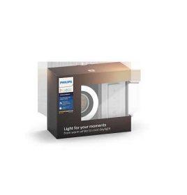 Philips Hue White Ambiance - MILLISKIN kerek szpotlámpa (alu.)