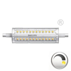 LED R7S Philips 14W CorePro LED linear R7S 118mm 14-100W 840 D dimmelhető