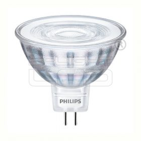 LED MR16 5W PHILIPS CorePro LEDspotLV 5-35W 827 36D 380ln 8718696710630