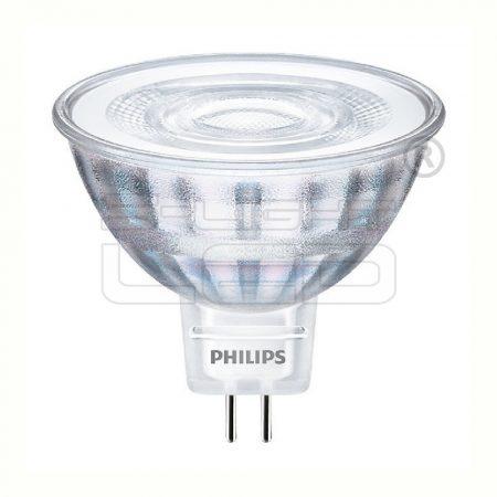 LED MR16 5W PHILIPS CLA LEDspotLV ND 5-35W MR16 827 36D