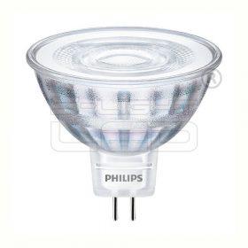 LED MR16 5W PHILIPS CorePro LEDspotLV 4.7-35W 840 36D 395lumen
